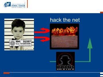 hack the net