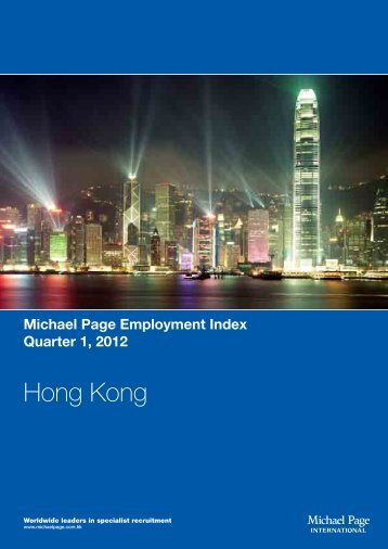 Shanghai - Michael Page Hong Kong