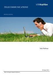 Investment Highlights - UOB Kay Hian