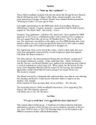 March 9, 2007 Opinion Piece - The Beachwood Voice