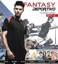 FANTASY Deportivo 2015-II