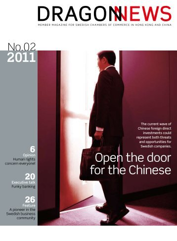 Dragon News in China - The Swedish Chamber of Commerce in ...