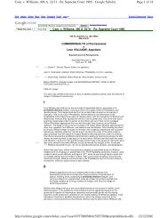 Page 1 of 14 Com. v. Williams, 496 A. 2d 31 - Pa: Supreme Court ...