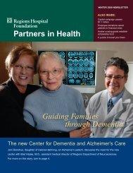 Partners in Health Guiding Families through Dementia