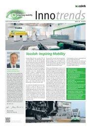 Vossloh InnoTrends - Vossloh auf der InnoTrans