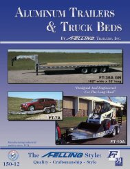 PAN STYLE TRAILERS