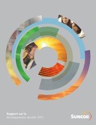 développement durable 2013