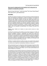 Guía para la elaboración del análisis de la situación de salud en la ...