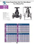 INTEGRAL FLANGED VALVES - Page 3