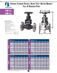 INTEGRAL FLANGED VALVES - Page 7