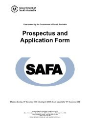 Prospectus and Application Form