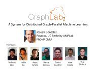 Large-Scale Graph-Structured Machine Learning - GraphAnalysis.org
