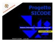Progetto SICODE