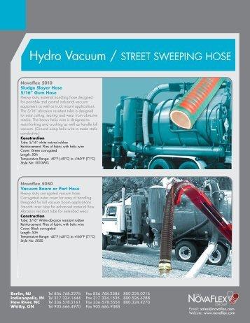 Hydro Vacuum /