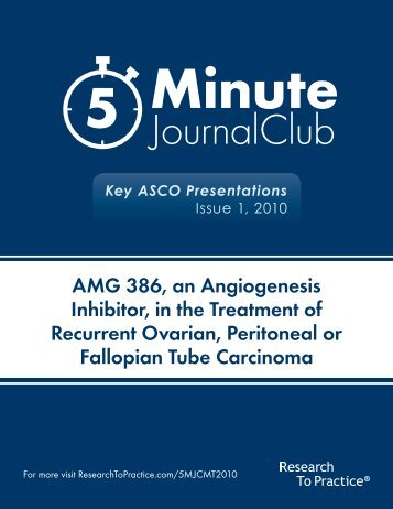 Fallopian Tube Carcinoma
