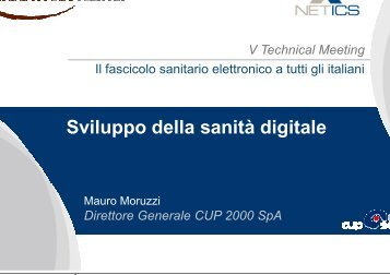Sviluppo della sanità digitale