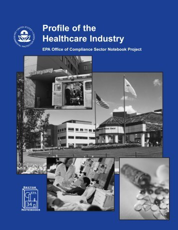 Profile of the Healthcare Industry