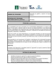 Diplomado en Gestión y Soporte de Equipos Médicos I,Colombia