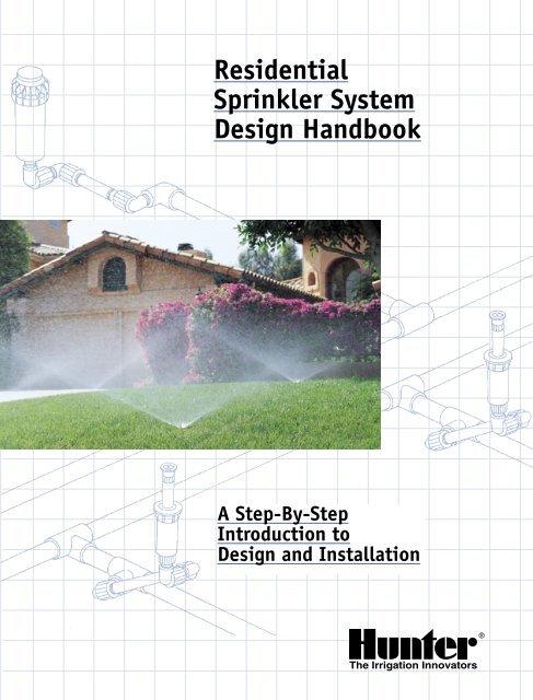 Residential Sprinkler System Design Handbook Next Rain Irrigation