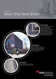 Steam Ship Great Britain