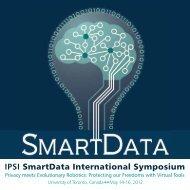 IPSI SmartData International Symposium