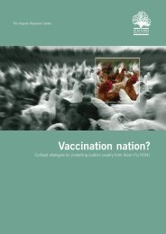 Vaccination nation?