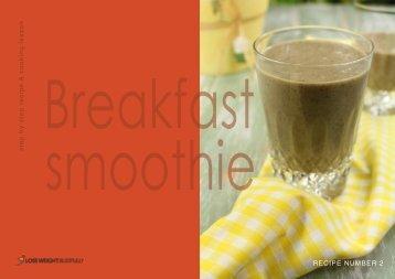 breakfast-smoothie