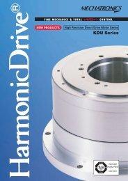 Direct Drive Motor KDU Series (2.4MB) - Acrodyne