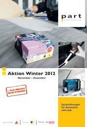 Systemlösungen für Karosserie und Lack Aktion Winter 2012 ...