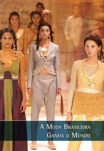 A Moda Brasileira Ganha Mundo