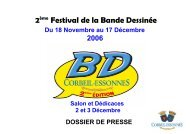 2 Festival de la Bande Dessinée
