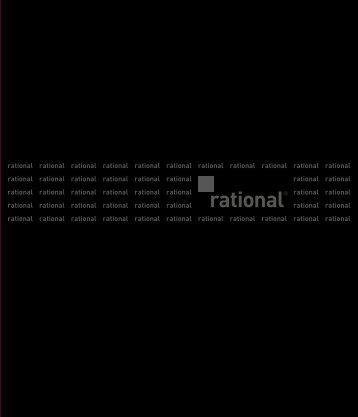 Katalog rational Einbauküchen (pdf) - rfd rational küchen ag