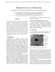 Multispectral Iris Analysis: A Preliminary Study - West Virginia ...