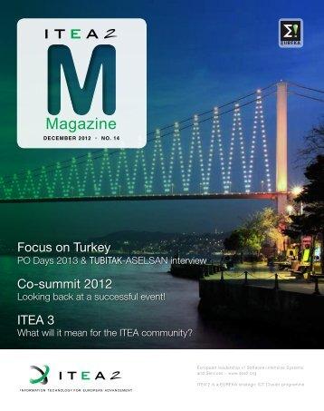 ITEA 2 Magazine no. 14