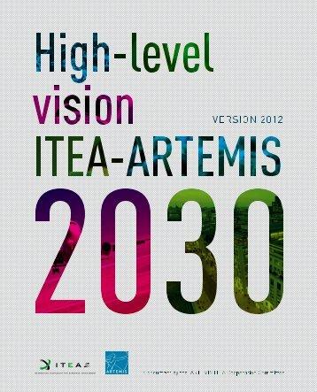 ITEA – ARTEMIS 2030 version 2012