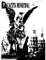 REGLAMENTO MUNICIPAL DE TURISMO DE SAN MIGUEL EL ALTO JALISCO