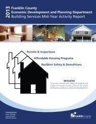 Building Services Mid-Year Activity Report - Economic Development ...