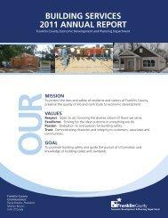 building services 2011 annual report - Economic Development ...