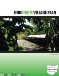 OHIO FARM VILLAGE PLAN