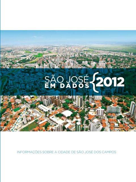 São José em Dados 2012 - Prefeitura Municipal de São José dos ...