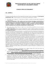 prefeitura municipal de são josé dos campos secretaria de ...