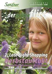 2. Late Night Shopping Herbstauftakt Alles Zur Olive - Sandner