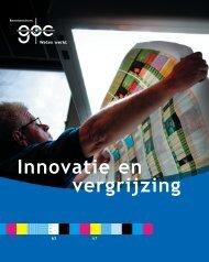 Innovatie en vergrijzing