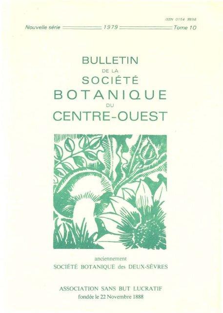 Botanique Centre Ouest