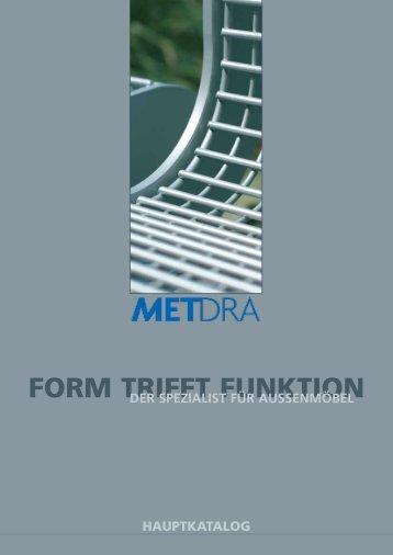 Download Katalog 2011 als PDF - METDRA Metall