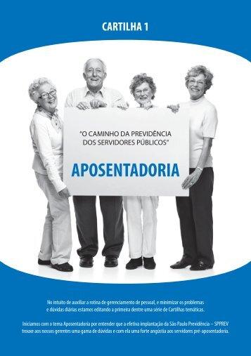 aposentadoria - Secretaria da Saúde - Governo do Estado de São ...