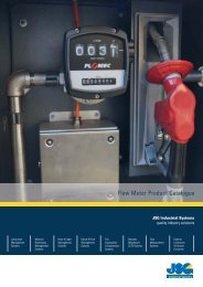 Flow Meter Product Catalogue