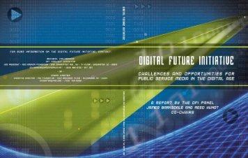 Digital Future Initiative - Current.org
