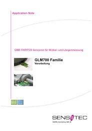 GLM700 Familie