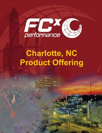 Charlotte NC Product Offering